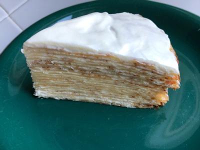 起司千層蛋糕
