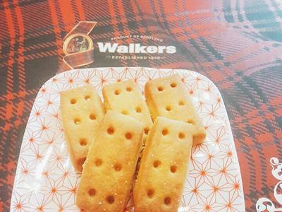 蘇格蘭奶油酥餅-Walkers原食譜的照片