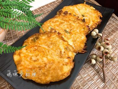馬鈴薯煎餅的照片