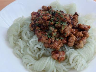 肉末芋絲|簡易美味減重料理