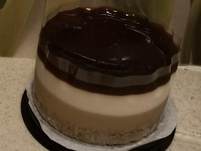 ☕咖啡杏仁乳酪蛋糕
