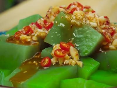 涼拌菜-黃瓜皮凍