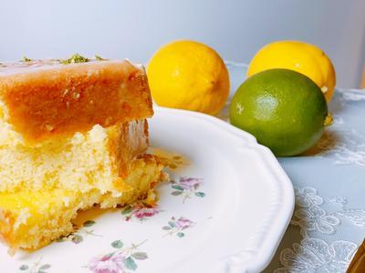 檸檬海綿蛋糕