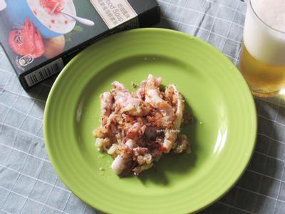 田螺醬炒小卷