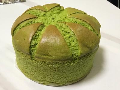 斑蘭戚風蛋糕(6吋)
