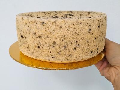 奥利奥戚风蛋糕