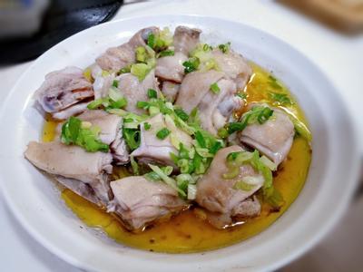 蔥油雞🐔(簡單.電鍋)