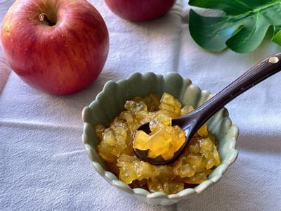 香草蘋果醬