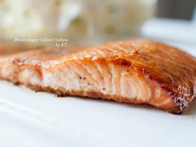 [矽谷美味人妻]焦糖炙烤鮭魚排