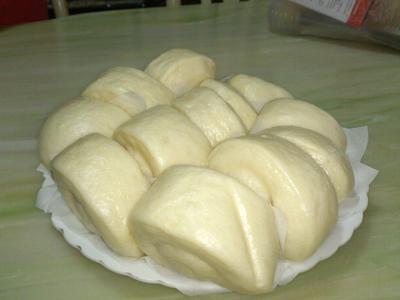 鮮奶饅頭(電鍋版)