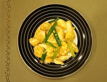 《小豆亭》金沙筊白筍