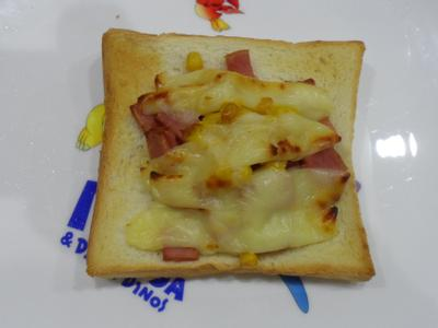 披薩吐司-飛利浦氣炸鍋