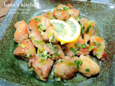 日式鹽蔥雞