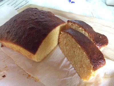 鬆餅粉做蜂蜜蛋糕