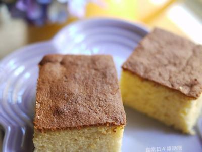 用鬆餅粉做蜂蜜蛋糕❤零失敗好上手