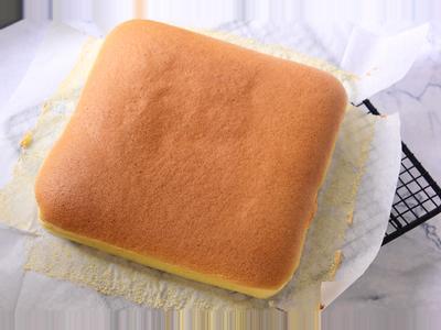 【少油版】古早味蛋糕的照片
