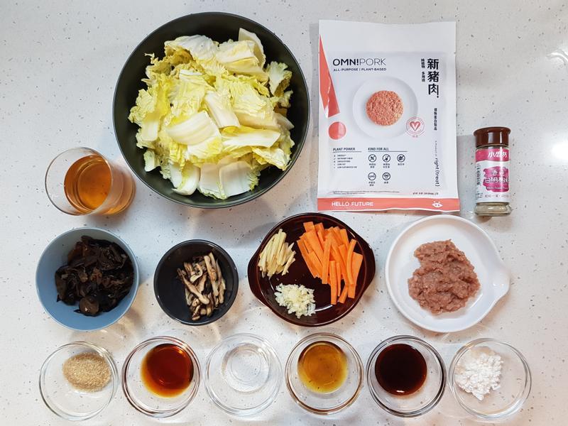 是植物?是豬肉?是未來!也是健康環保的科技食物!的第 23 張圖片