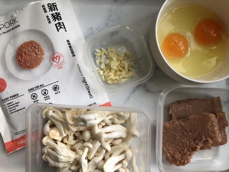 美味素食新風潮~OmniPork 新豬肉 開箱料理體驗的第 5 張圖片