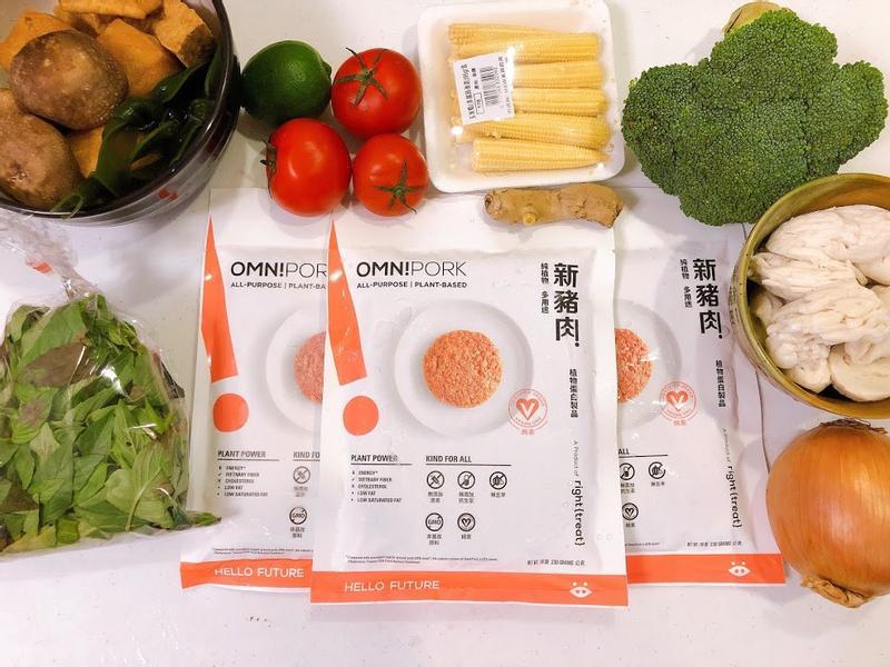 打破蔬食框架!OmniPork 新豬肉來襲的第 2 張圖片