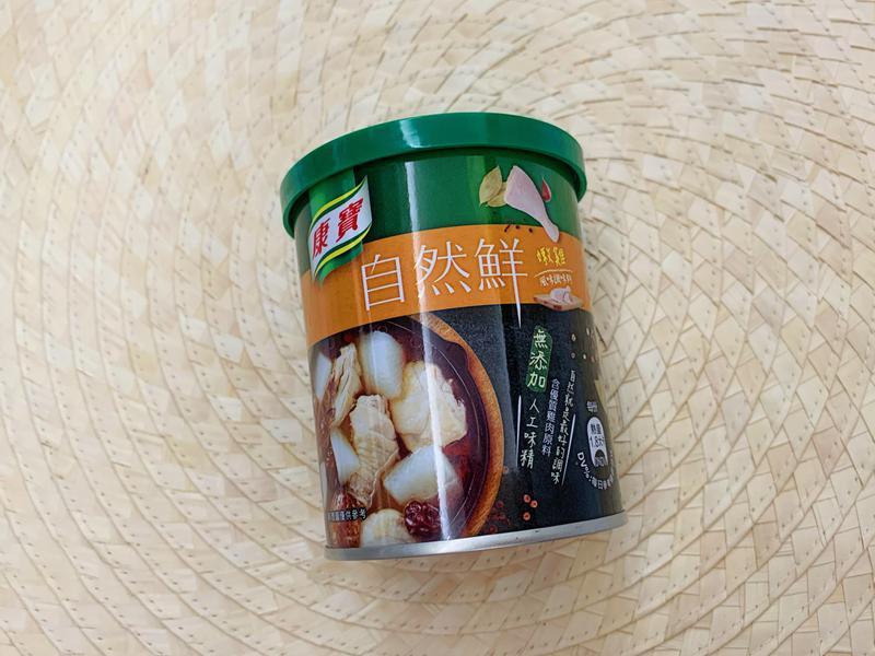 「康寶 - 自然鮮 嫩雞風味調味料」開箱的第 2 張圖片