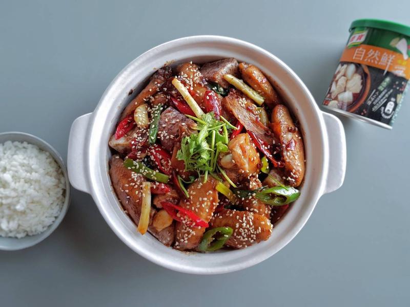 康寶自然鮮,阿鮮師 附身~美味增鮮不卡關的第 14 張圖片