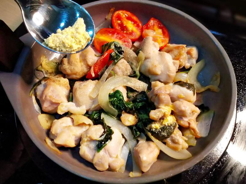 各式料理調味的好幫手-康寶自然鮮(嫩雞風味)的第 7 張圖片