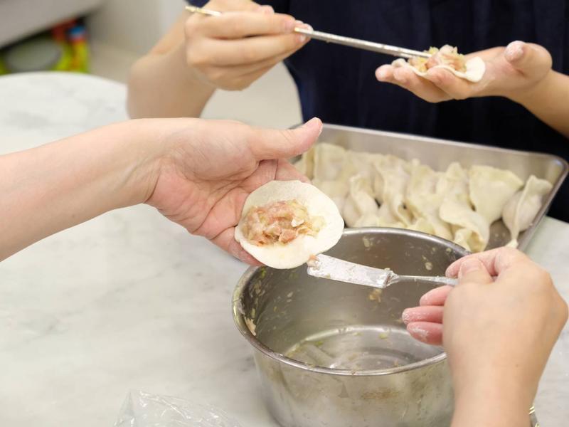 康寶自然鮮~嫩多汁雞肉餃的第 4 張圖片
