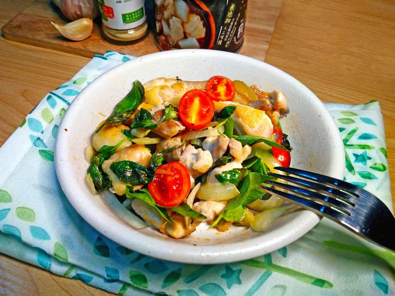 各式料理調味的好幫手-康寶自然鮮(嫩雞風味)的第 8 張圖片
