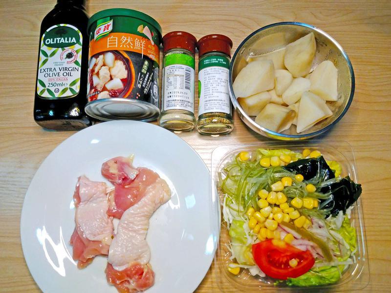 各式料理調味的好幫手-康寶自然鮮(嫩雞風味)的第 9 張圖片