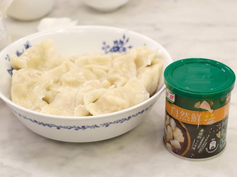 康寶自然鮮~嫩多汁雞肉餃的第 9 張圖片