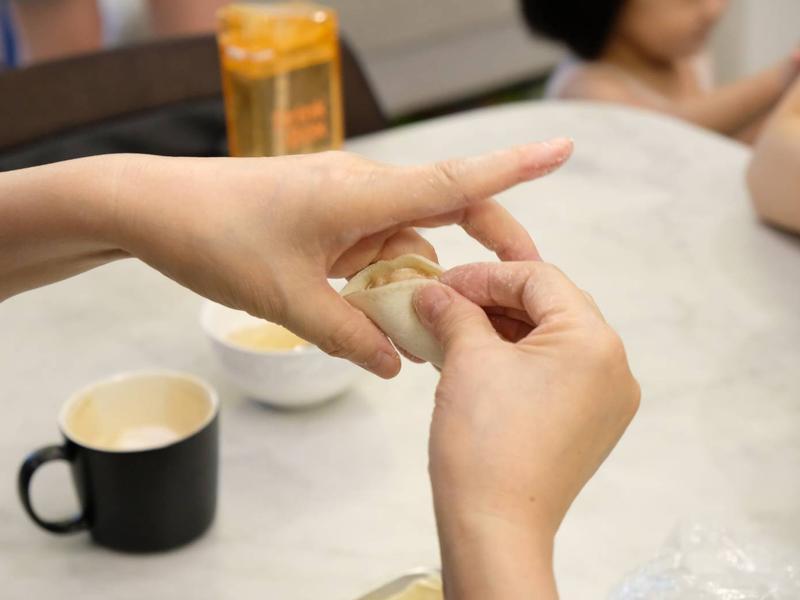 康寶自然鮮~嫩多汁雞肉餃的第 3 張圖片