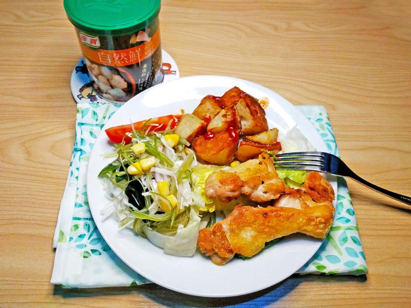 各式料理調味的好幫手-康寶自然鮮(嫩雞風味)的第 13 張圖片