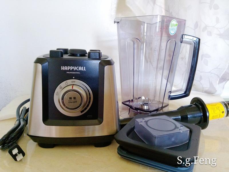 HAPPYCALL調理機一鍵搞定冷熱皆宜/調理方便又輕鬆的第 4 張圖片