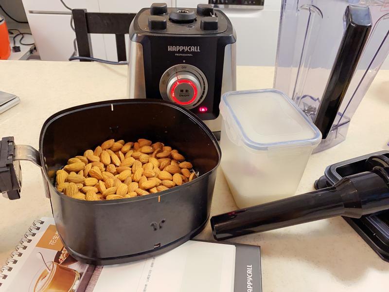 超強馬力擊碎萬物:Happycall冷熱調理機的第 15 張圖片