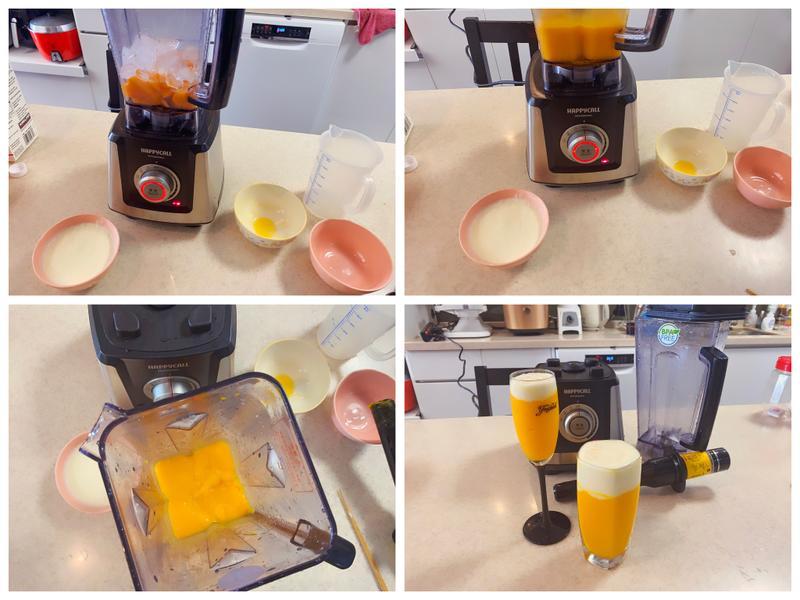 超強馬力擊碎萬物:Happycall冷熱調理機的第 4 張圖片