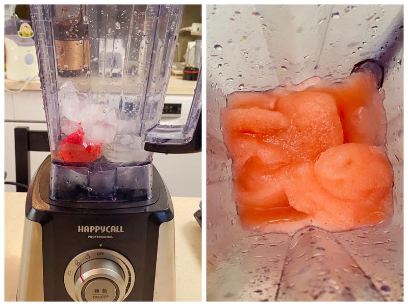 超強馬力擊碎萬物:Happycall冷熱調理機的第 25 張圖片