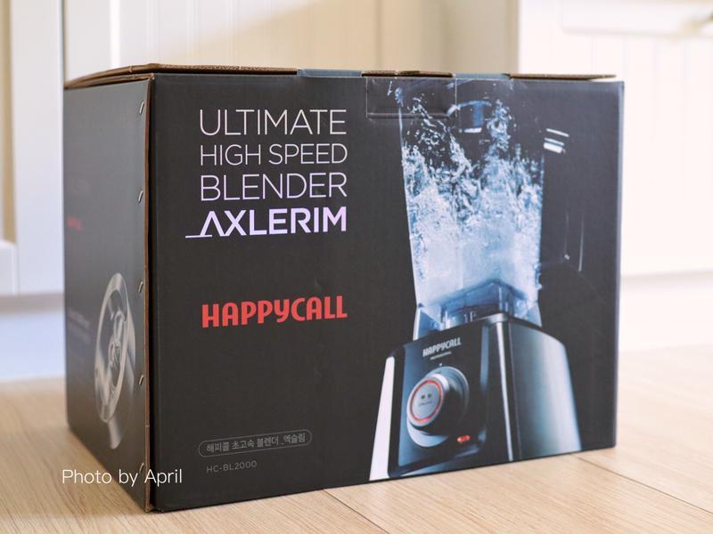 開啟健康的每一天,從使用HAPPYCALL調理機開始。的第 1 張圖片