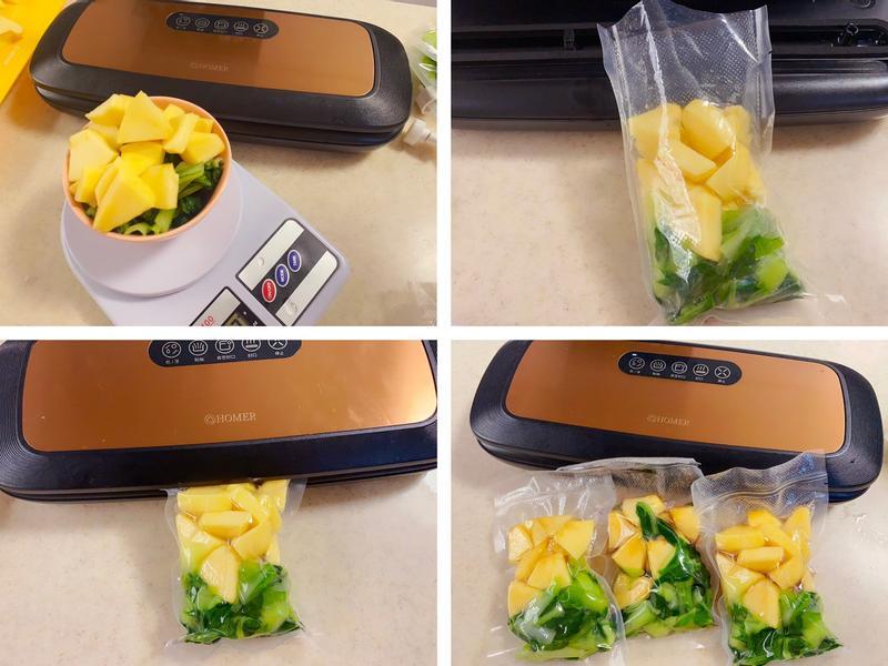 新時代食物保鮮魔術~HOMER 二合一食物真空保鮮機的第 14 張圖片