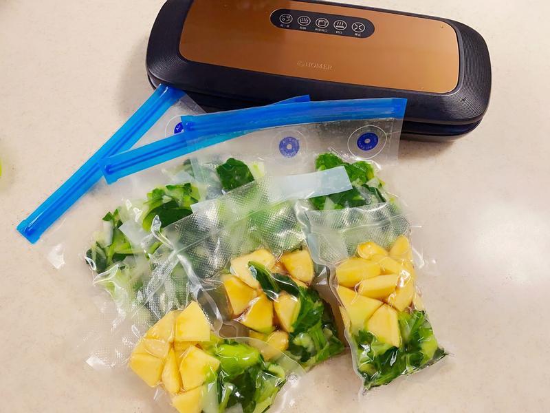 新時代食物保鮮魔術~HOMER 二合一食物真空保鮮機的第 15 張圖片