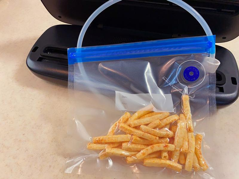 新時代食物保鮮魔術~HOMER 二合一食物真空保鮮機的第 11 張圖片