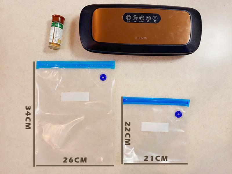 新時代食物保鮮魔術~HOMER 二合一食物真空保鮮機的第 4 張圖片