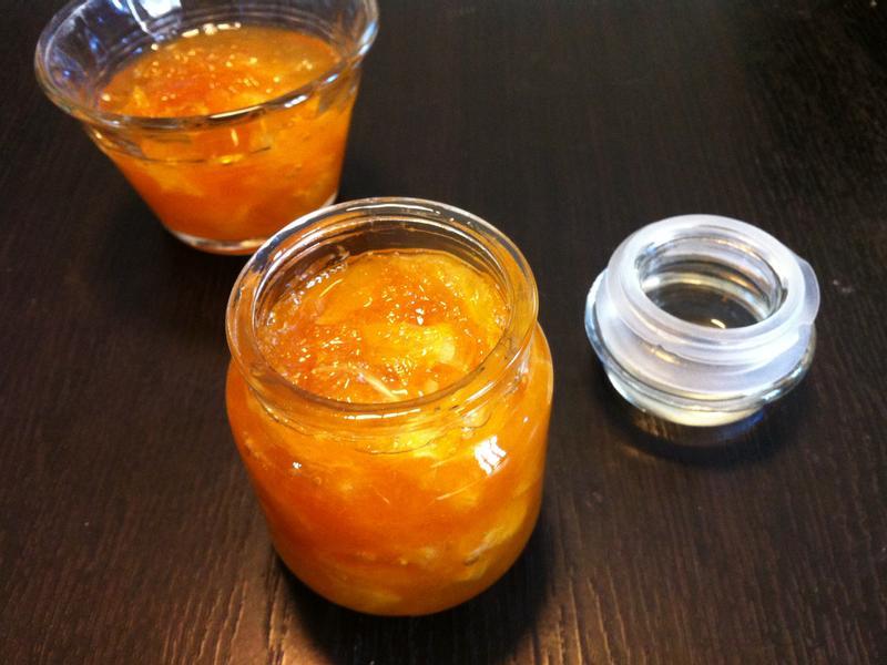 <DIY-柳橙醬>