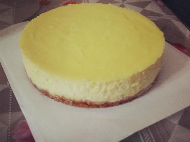 6吋重乳酪蛋糕
