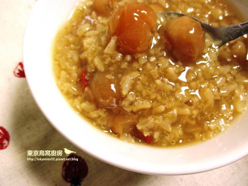 桂圓糯米粥