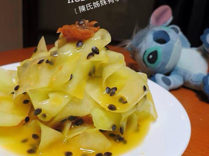 百香果青木瓜