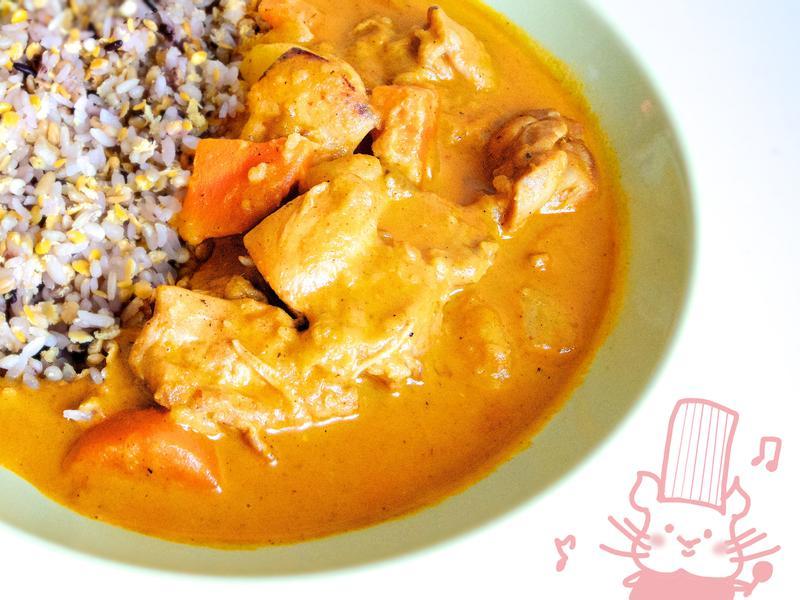 懶人料理:超下飯的新加坡咖哩