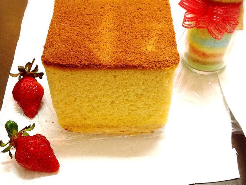 草莓蜂蜜蛋糕 [烘焙展食譜募集]