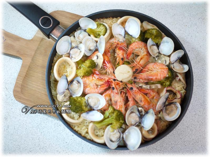 一鍋到底 西班牙海鮮燉飯