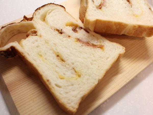 (麵包機)香軟起司培根土司