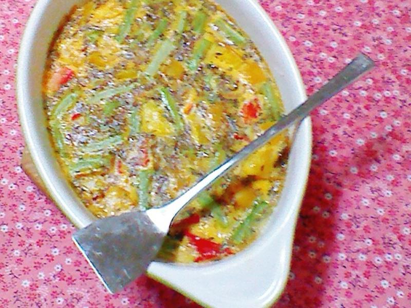 蔬食烤蛋(蛋素)
